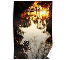 Golden Flood Poster