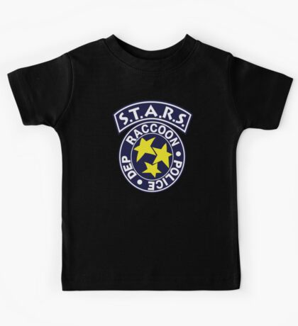 S.T.A.R.S. Badge (Resident Evil) Kids Tee