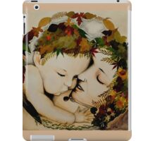 Mother and Child Earth iPad Case/Skin