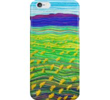 Perfect Pastels - Floral Carpet iPhone Case/Skin
