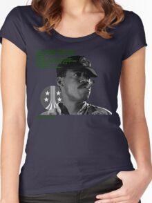 Aliens (Sgt. Apone´s speech) Women's Fitted Scoop T-Shirt