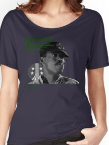 Aliens (Sgt. Apone´s speech) Women's Relaxed Fit T-Shirt