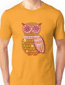 Retro Owl Shirt Unisex T-Shirt