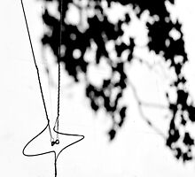 wire and shadows by ragman
