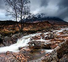 Glen Coe by Graham Stirling