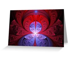 The Eye of the Soul Greeting Card
