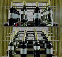 A rack of wine. by albutross
