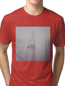 misty weather Tri-blend T-Shirt