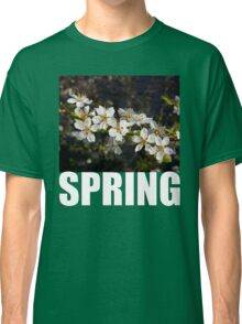 SPRING t Classic T-Shirt