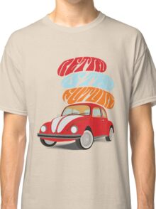 VW Beetle - Retro Is the Future Classic T-Shirt