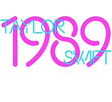 1989 - Taylor swift by -Conorshepherd-