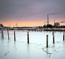 Winter by Bogdan Ciocsan