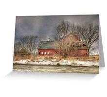 Through the Roof Greeting Card