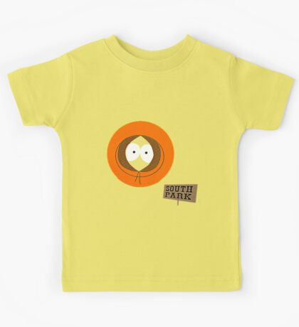 Invisible Kenny form South Park Kids Tee