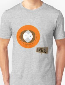 Invisible Kenny form South Park Unisex T-Shirt