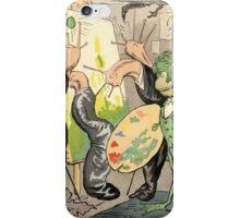 Theodor Kittelsen Genialt genius 1894 iPhone Case/Skin