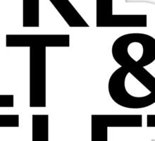 CTRL ALT DELETE Sticker