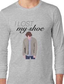 I Lost My Shoe  Long Sleeve T-Shirt