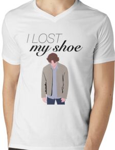 I Lost My Shoe  Mens V-Neck T-Shirt