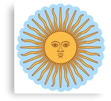 Cool Sun >Cute design< Canvas Print