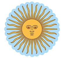 Cool Sun >Cute design< Photographic Print