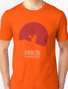 Pikachu - The animated Series - Batman mashup V2 T-Shirt