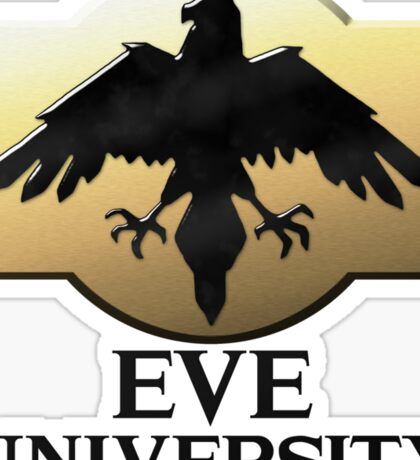 EVE University - Light Sticker