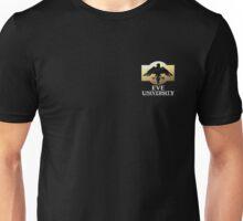 EVE University Small Logo - Dark Unisex T-Shirt