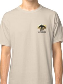 EVE University Small Logo - Light Classic T-Shirt