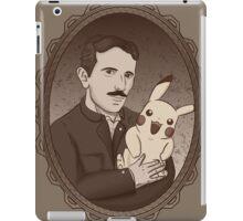 Teslas Secret iPad Case/Skin