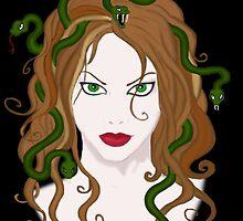 Medusa by BrightBrownEyes