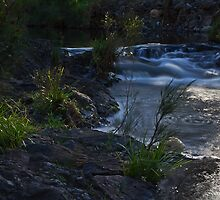 Running Creek Cascades by rossandcher
