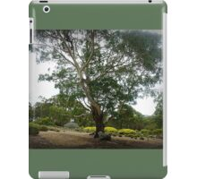 Magnificent tree at Gordon Winery - Vic. iPad Case/Skin