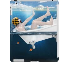 funny  2 iPad Case/Skin