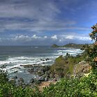 Port Macquarie Coastline by Paul Duckett
