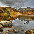 Blea Tarn....Rocks and Reflections by VoluntaryRanger
