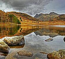 Blea Tarn....Rocks and Reflections by VoluntaryRanger