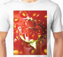 Strawberry mood Unisex T-Shirt