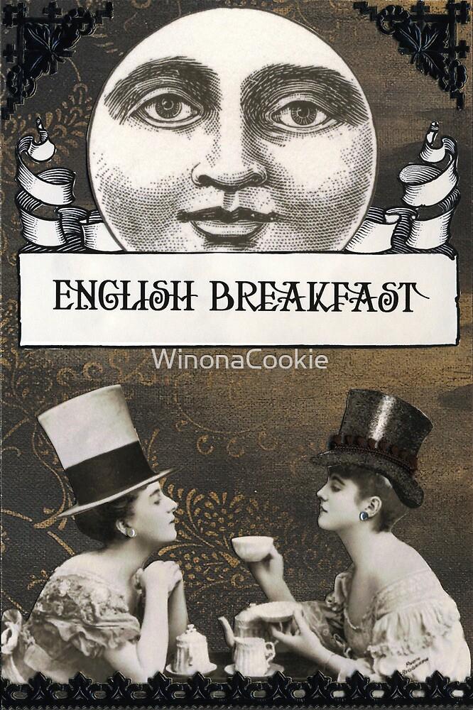 Xandria and Isolde Take Tea by WinonaCookie