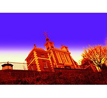 A day at Greenwich Meridian Museum Photographic Print