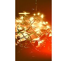 Fairly Fairy Lights Photographic Print
