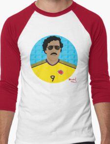 Pablo Escobar  Men's Baseball ¾ T-Shirt