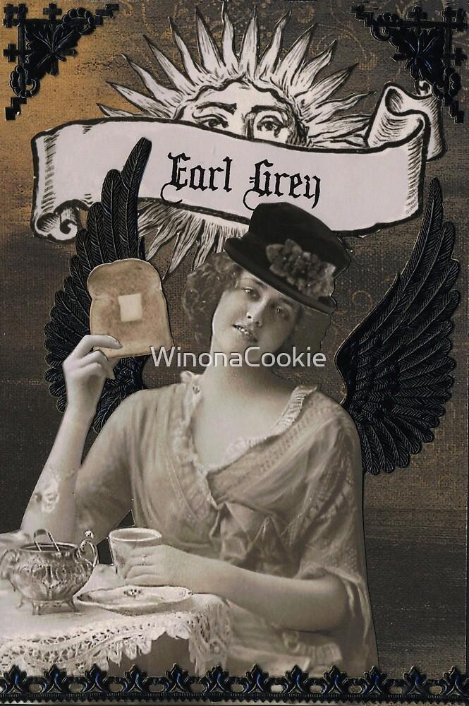 Teatime with Abigail Grey by WinonaCookie