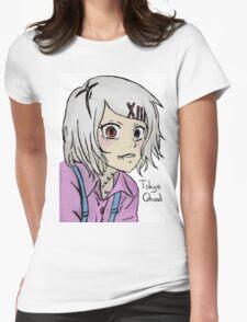 Tokyo Ghoul - Juuzou Suzuya Womens Fitted T-Shirt