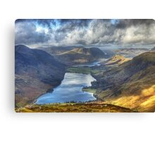 A Lake District Perspective Canvas Print