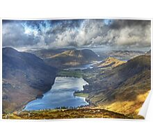 A Lake District Perspective Poster