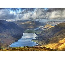 A Lake District Perspective Photographic Print