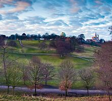 Greenwich Park by BarenPoets