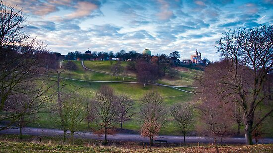 Greenwich Park by BarenPoets