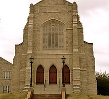Trinity Lutheran Church by Gordon Taylor